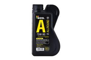 Масло трансмиссионное синтетическое allround gear oil tdl 75w90 1л BIZOL,