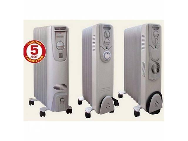 купить бу Масляный радиатор 1020 Термия 2,0 КВт, 10 секций. в Днепре (Днепропетровск)