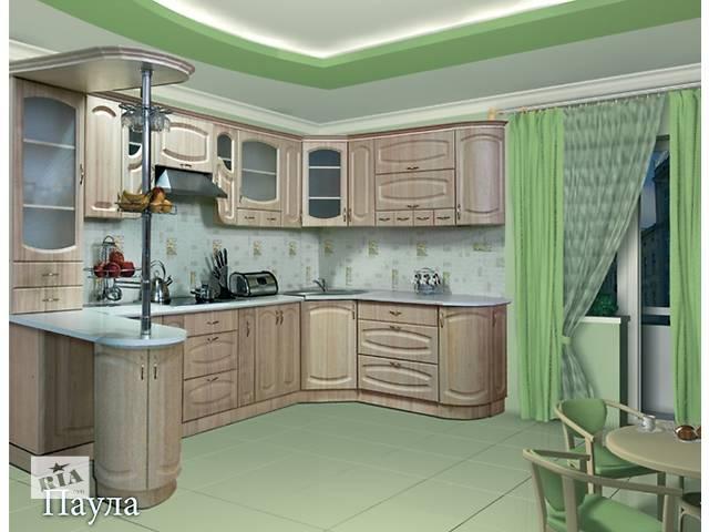купить бу Кухня Паула   прямая и угловая  в Киеве