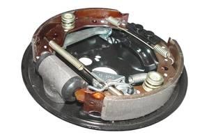 Механизм тормозной задний левый в сборе оригинал CHERY на CHERY QQ