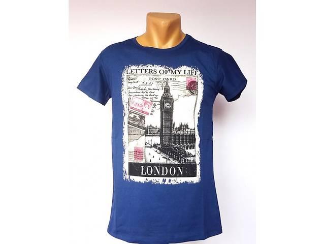 купить бу Брендові чоловічі футболки (Туреччина) - №1305 в Николаеве