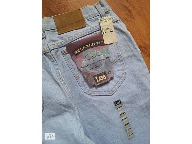 купить бу джинсы LEE Original  США   размер W32 L34 и W33 L34  в Каменском (Днепродзержинск)