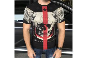Новые Мужские футболки и майки Philipp Plein