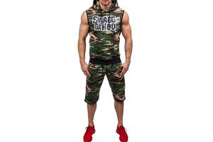 Новые Мужские спортивные костюмы