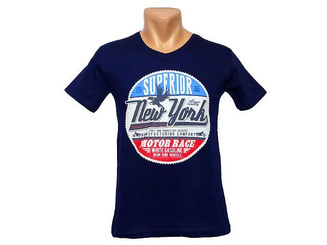 Краща чоловіча футболка New York - №2242- объявление о продаже  в Николаеве