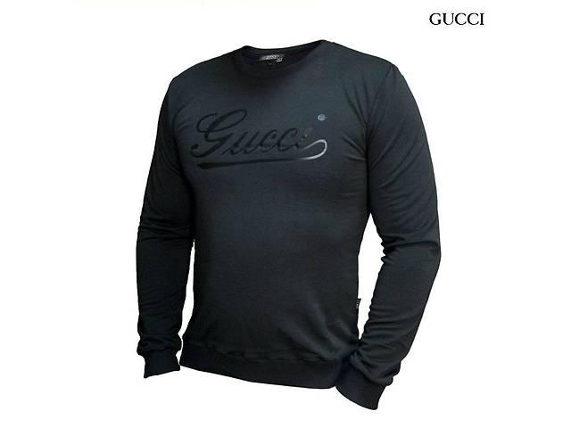 Мужской Свитшот. Реплика GUCCI. Мужская одежда- объявление о продаже  в Одессе