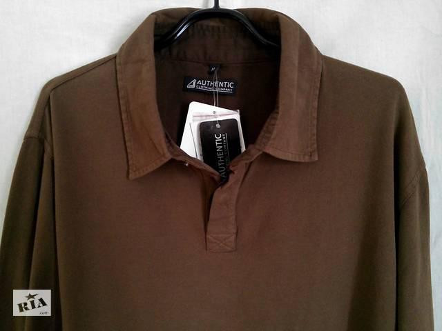 продам Рубашка-поло (длинный рукав), реглан, свитшот. бу в Одессе