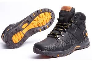 Нові чоловічі черевики і напівчеревики Timberland Добавить фото. Черевики  шкіряні зимові Timberland Pro Mk II Nubuck Black 6a1f436222b70