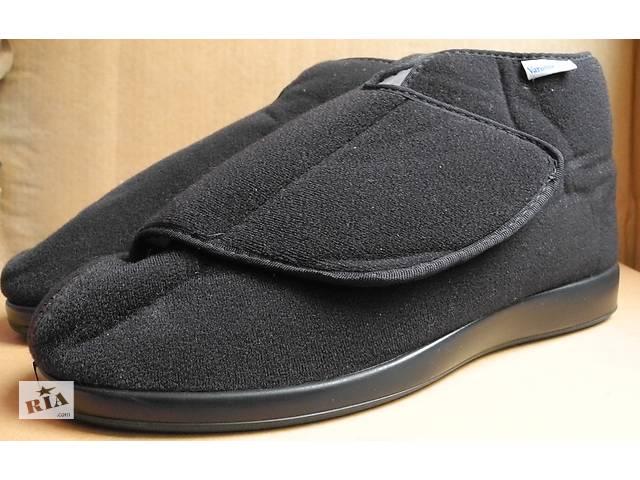 """купить бу Ортопедическая обувь ботинки для диабетиков """"Varomed"""". Р.47.  Стелька 7d80859371e"""
