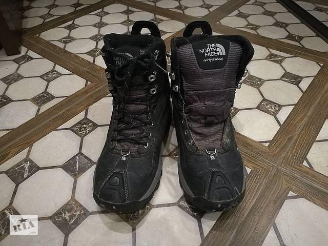Ботинки мужские The North Face - Flow Chute (зима), черные, размер - 42.5- объявление о продаже  в Львове