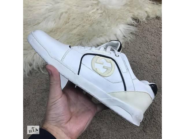 aed83825 Gucci Brooklyn GG Trainers White - Мужская обувь в Киеве на RIA.com