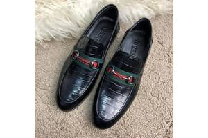Новые Мужские туфли Gucci