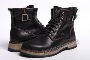 Нові чоловічі черевики і напівчеревики Clarks