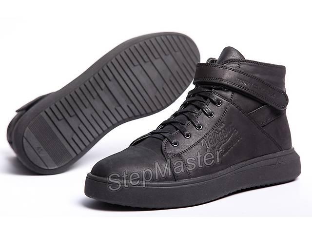Кроссовки кожаные зимние Tommy Hilfiger Fast - Мужская обувь в ... 06f92f786fb0a