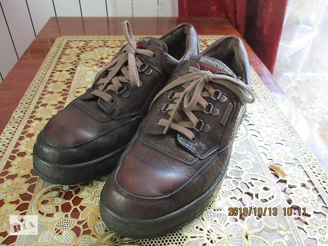 e4a4cfdccb7cc6 купить бу Чоловічі шкіряні туфлі черевики Mephisto Gore-Tex оригінал в  Львові