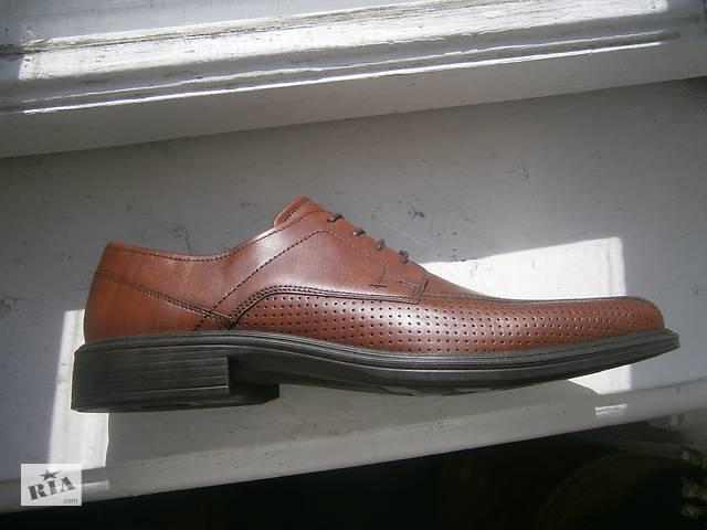 84b0c93de417 Туфлі ecco johannesburg perf tie - Мужская обувь в Долине (Ивано ...