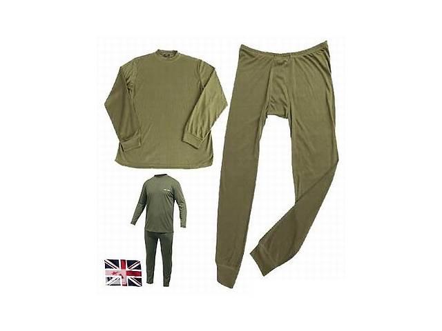 купить бу Термобелье (рубашка, кальсоны) армии Великобритании, б/у в Харькове