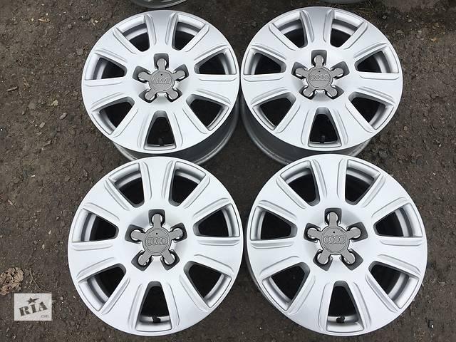 продам AUDI r16 5x112 Q2, Q3, A4, A6 + Seat, Skoda Superb, VW Sharan, Passat бу в Львове