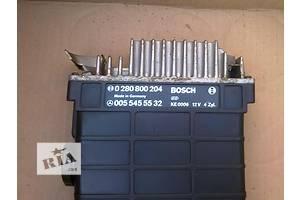 б/у Блоки управления двигателем Mercedes 124