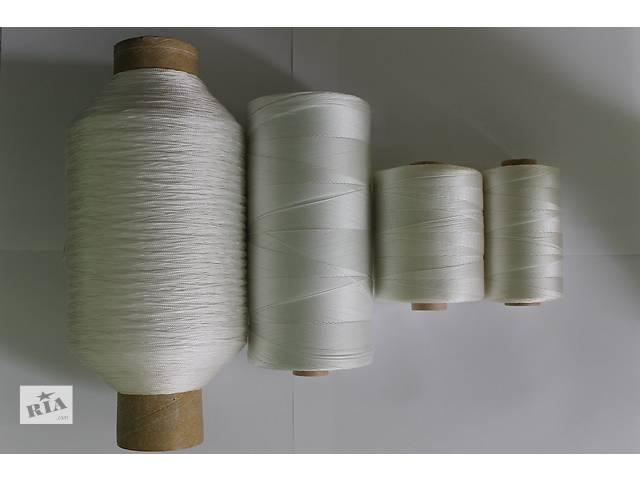Мешкозашивочная нить (капроновая) для зашивки мешков 93.5 текс *2- объявление о продаже  в Харькове