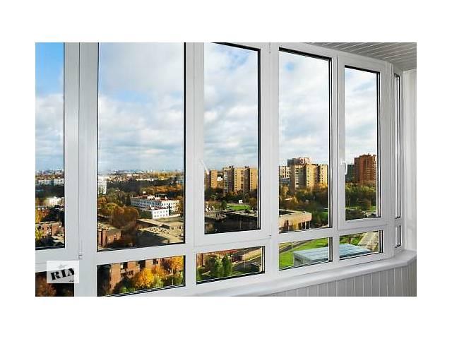 купить бу Металлопластиковые окна по доступным ценам в Киевской области