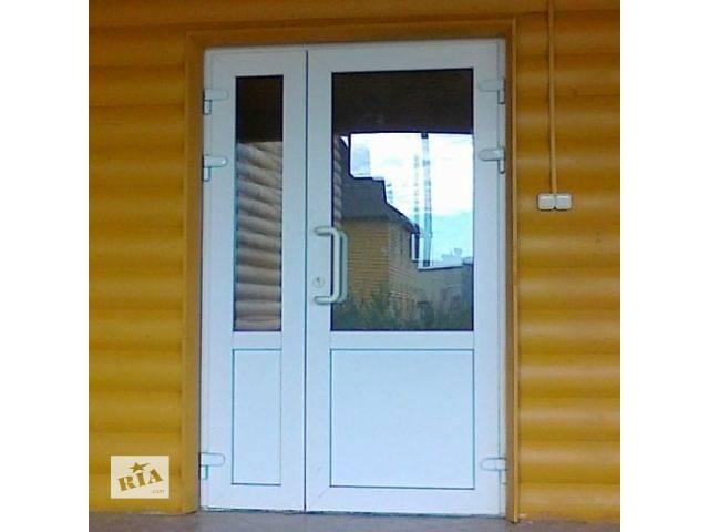 бу Металопластиковые двери в Николаеве