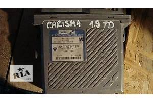 б/у Блоки управления двигателем Mitsubishi Carisma