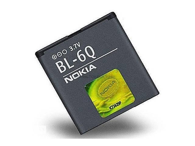 бу Аккумулятор батарея BL-6Q для Nokia 6700 оригинальный в Дубно