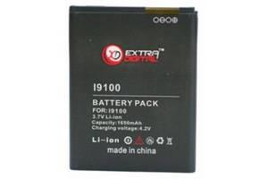 Акумуляторна батарея для телефону EXTRADIGITAL Samsung GT-i9100 Galaxy S2 (1650 mAh) (BMS6307)