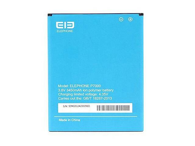 продам Батарея Elephone P7000 3450 мА*ч бу в Киеве