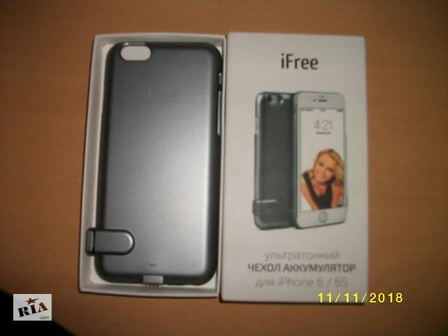 купить бу Чехол аккумулятор для Apple iPhone 6-6S в Ужгороде