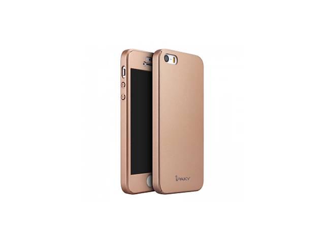 продам Чехол iPaky 360 для iPhone 5/5s/SE Rose Gold (IGAIP360SERG1) бу в Киеве