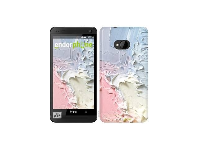 купить бу Чехол на HTC One M7 Пастель 3981m-36 в Одессе