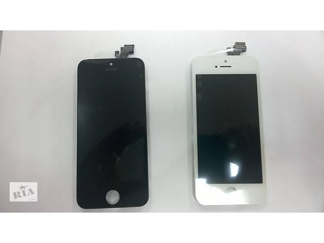 купить бу Дисплей Apple iPhone 5/5с/5Sтачскрін сенсор модуль новый айфон в Полтаве