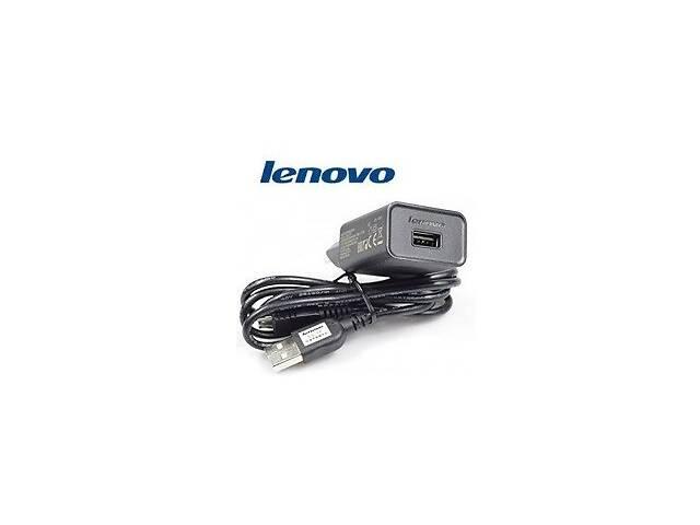 Мережевий зарядний пристрій зарядка Lenovo (S) 2 в 1 Micro USB оригінал для Lenovo S660- объявление о продаже  в Києві