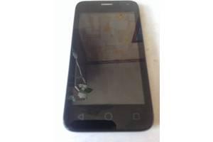 б/у Мобильные на две СИМ-карты Alcatel Alcatel 4024D Soft Gold