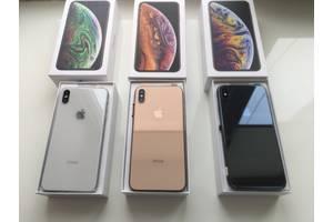 Новые Мобильные на две СИМ-карты Apple iPhone Xs
