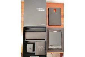 б/у Мобильные с QWERTY-клавиатурой BlackBerry