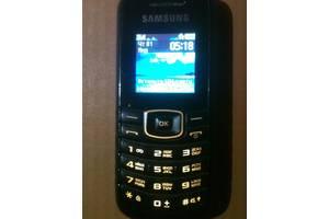 б/у Мобильные телефоны, смартфоны Samsung Samsung E1080