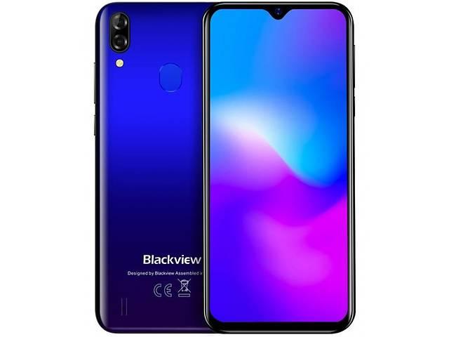 Мобильный телефон Blackview A60 1/16GB Dual Sim Gradient Blue (6931548305750)- объявление о продаже  в Харькове