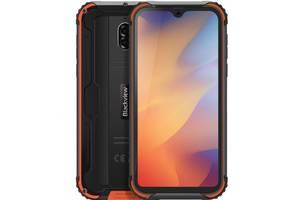 Мобильный телефон Blackview BV5900 3/32GB Dual Sim Orange (6931548305958)