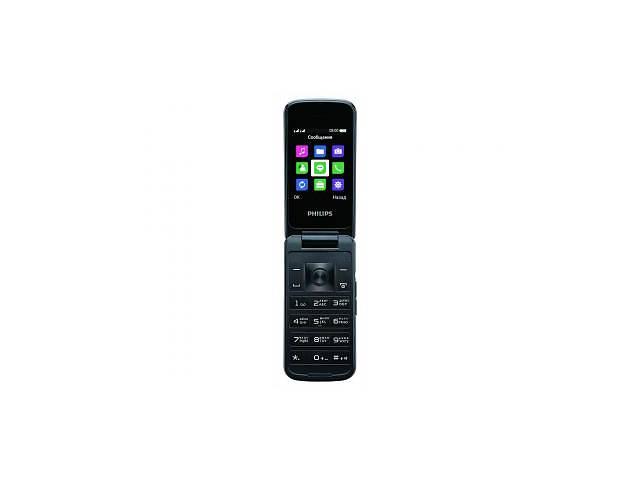 Мобильный телефон PHILIPS Xenium E255 Blue- объявление о продаже  в Киеве