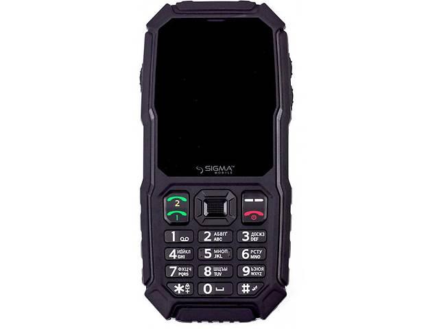 купить бу Мобильный телефон Sigma mobile X-treme ST68 Black в Харкові