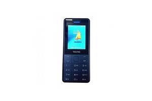 Мобильный телефон TECNO T372 TripleSIM Deep Blue (4895180746826)