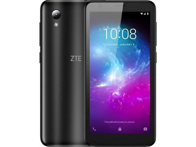 купить бу Мобильный телефон ZTE Blade L8 Dual Sim Black в Харькове