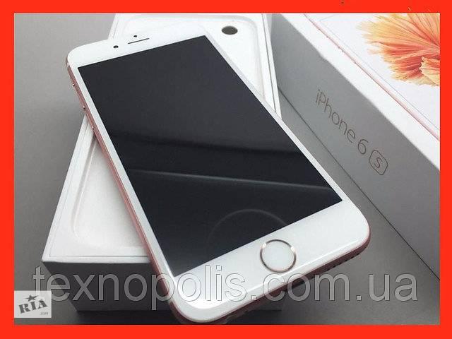купить бу Новий IPhone 6s + Гарантія 12 міс + Чохол і Скло айфон 4s/5s/5c/5/7/7+ в Сумах