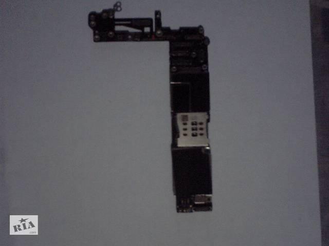 продам Продам материнскую плату на iPhone 6 бу в Северодонецке