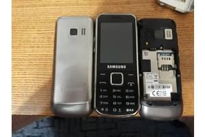 б/у Samsung Samsung C3530 Chrome silver