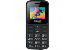 Sigma Comfort 50 HIT 2020 Black (Код товара:10319)