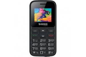 Sigma Comfort 50 HIT 2020 Black (Код товара:10319)